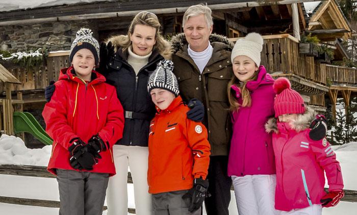 Las fotos más frescas de la Familia Real de los Belgas
