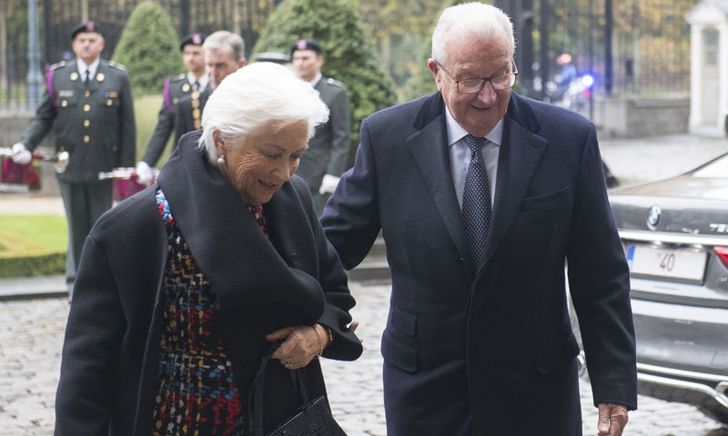 La ausencia del príncipe Laurent marca el Día del Rey en Bélgica
