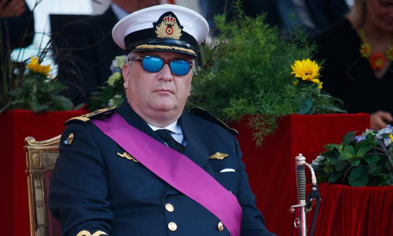 El gobierno belga multa a Laurent de Bélgica