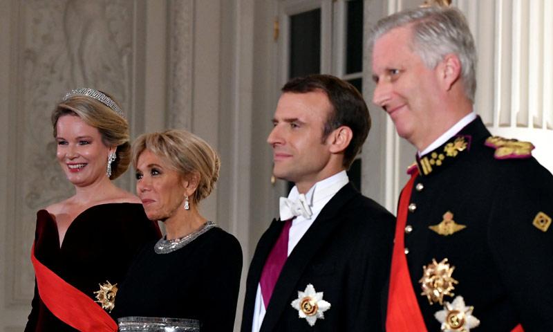 Matilde de los Belgas y Brigitte Macron o cuando la diferencia suma