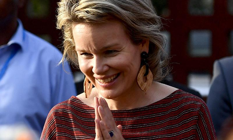 Matilde de Bélgica pide respeto a la intimidad de la princesa Elisabeth