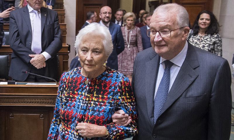 El tribunal belga se pronuncia: o Alberto de Bélgica se somete al test de ADN o paga 5.000 euros al día