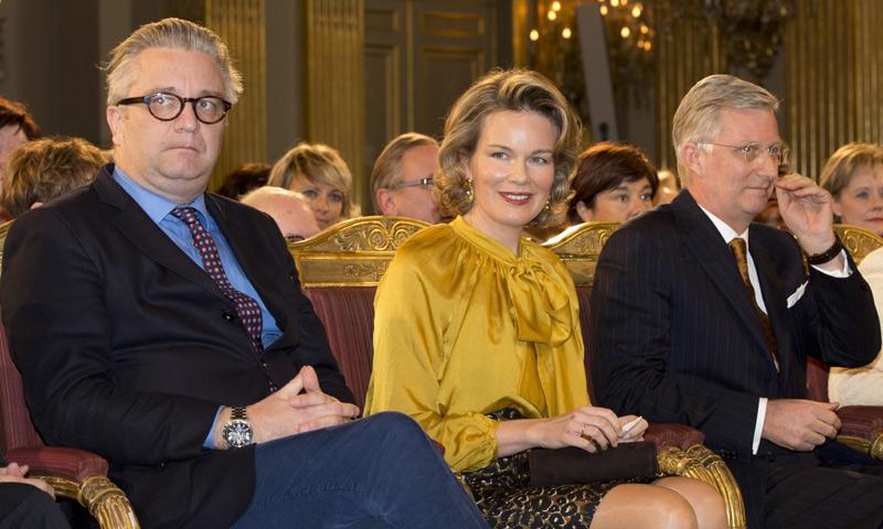 Laurent de Bélgica, más responsable que nunca: se compromete a afrontar la deuda de su empresa