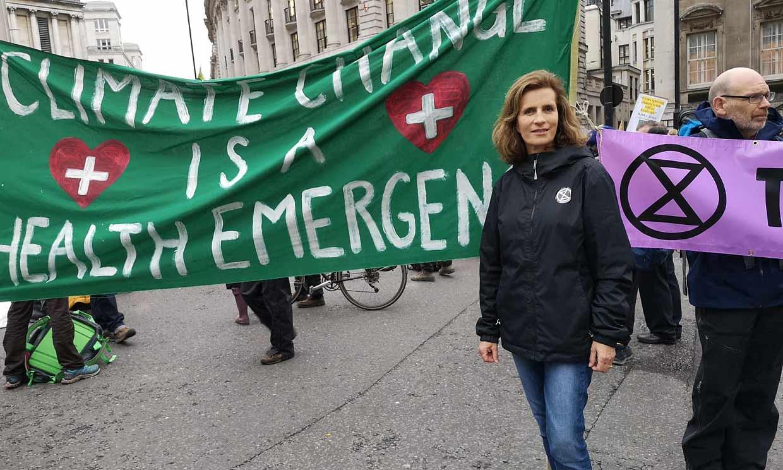 EXCLUSIVA: hablamos con Esmeralda de Bélgica, la princesa arrestada por luchar contra el cambio climático