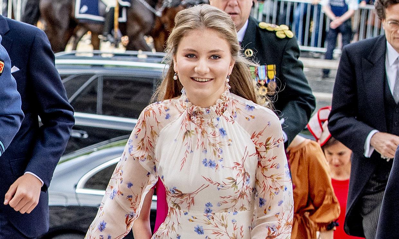 Elisabeth de Bélgica, la princesa en la que se miran el resto de herederas europeas, cumple 18 años