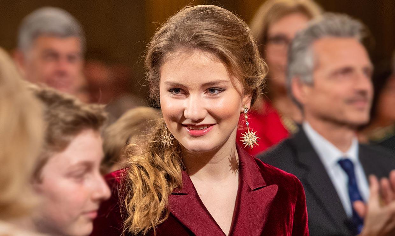 Elisabeth de Bélgica regresa a casa por el coronavirus