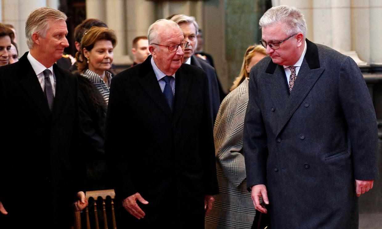 Alberto de Bélgica y su hijo Laurent tienen algo que decir sobre el encuentro del rey Felipe con Delphine Boël