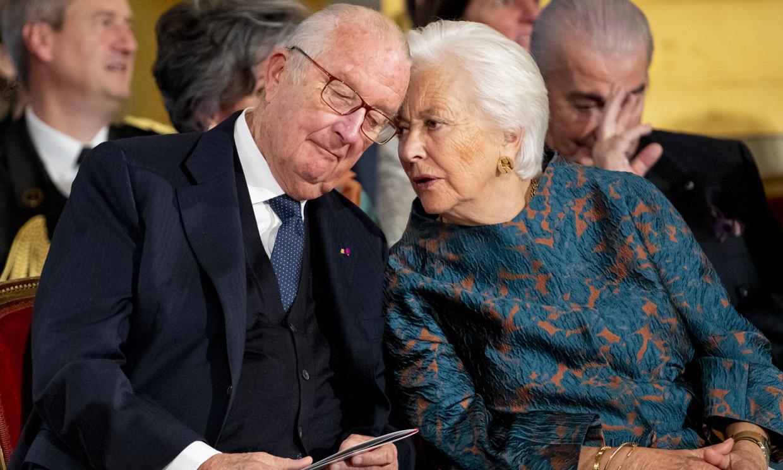 Las consecuencias que el reconocimiento como princesa de Delphine Boël han provocado en Alberto y Paola de Bélgica