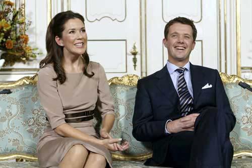La reina Margarita presenta a los daneses a su nuera Mary Donaldson