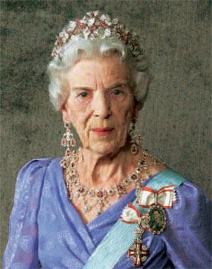 Las fotografías oficiales de los Príncipes herederos de Dinamarca