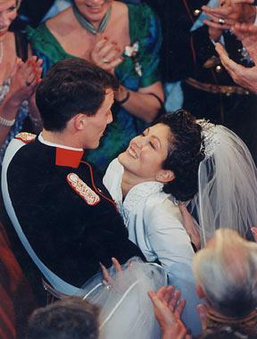 Se relaciona a la princesa Alexandra con el fotógrafo danés Martin Jörgensen