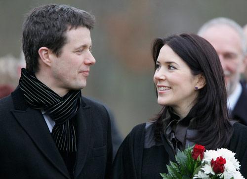 Primer viaje de los príncipes Federico y Mary al extranjero tras ser padres