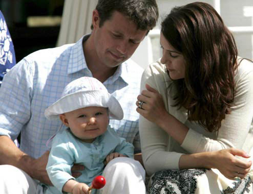 Dinamarca se une al 'baby boom' real y anuncia el segundo embarazo de la princesa Mary