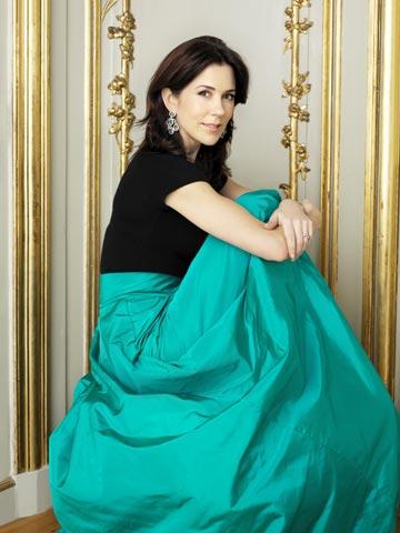 Lecciones de estilo para la princesa Mary