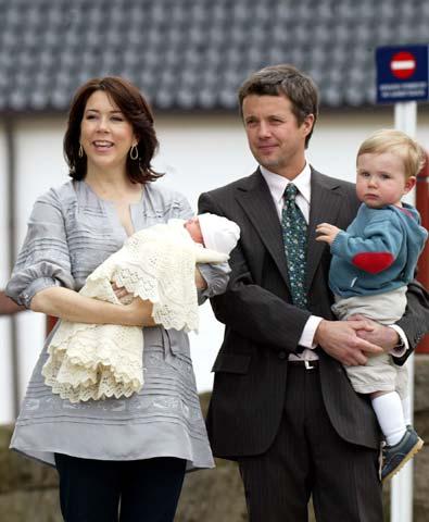 """La princesa Mary: """"Entre el Príncipe y yo hay tanto amor que nos encantaría formar una gran familia"""""""