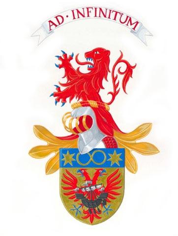 La princesa Mary ya tiene escudo de armas