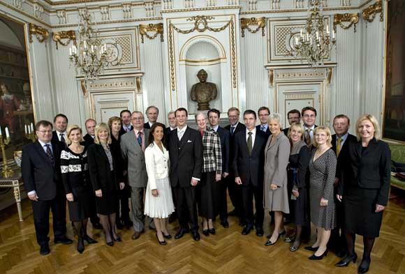 La Casa Real danesa anuncia el compromiso del príncipe Joaquín y Marie Cavallier