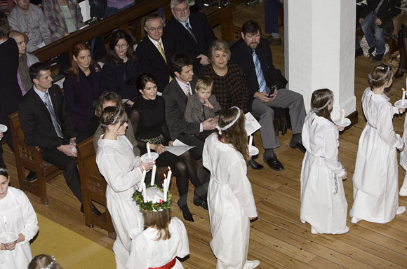 Christian de Dinamarca, concierto navideño junto a sus padres y abuelos maternos