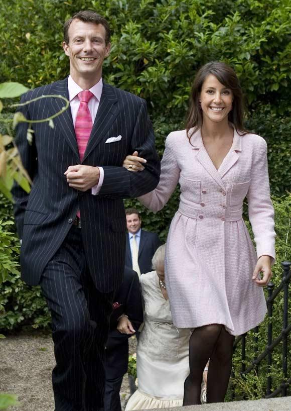 El príncipe Joaquín: 'Siento un cosquilleo en el estómago cuando pienso en mi boda'