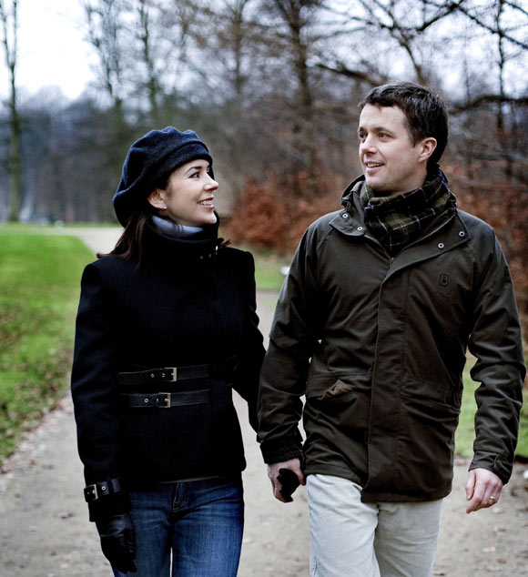 Federico y Mary de Dinamarca: trabajo y placer en Islandia