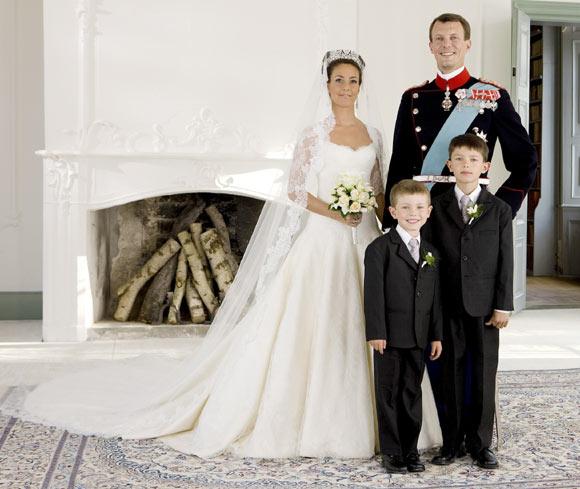 La boda del príncipe Joaquín y Marie Cavallier en imágenes