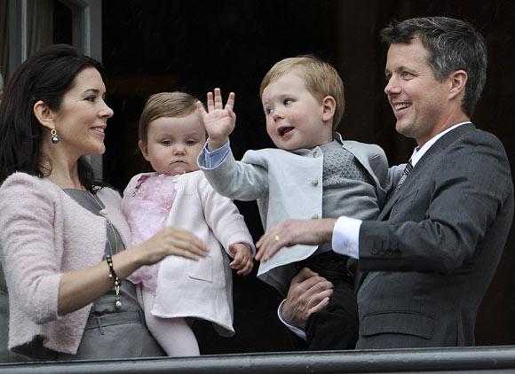 Los detalles de la fiesta sorpresa al príncipe Federico por su 40º cumpleaños