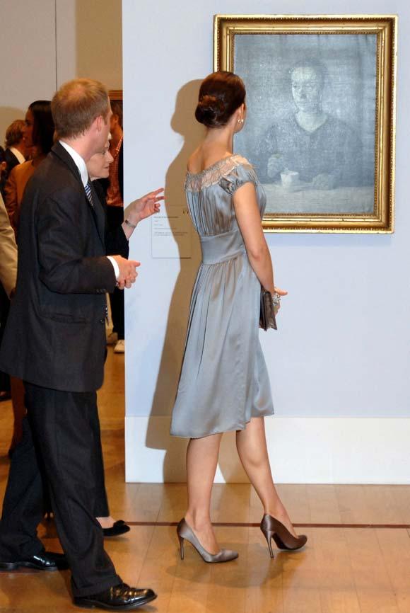 La princesa Mary de Dinamarca se 'escapa' a Londres