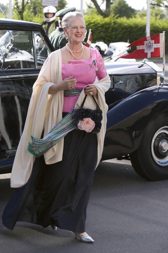 La primera puesta de largo oficial de la princesa Marie
