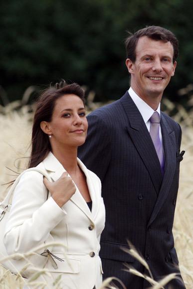 El príncipe Joaquín y la princesa Marie de Dinamarca esperan su primer hijo