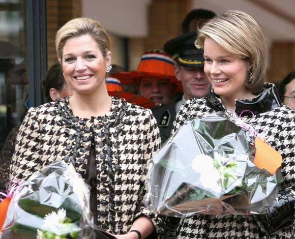La princesa Mary 'copia' a la princesa Letizia