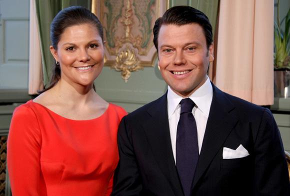 La princesa Victoria y Daniel Westling ya tienen fecha y lugar de boda