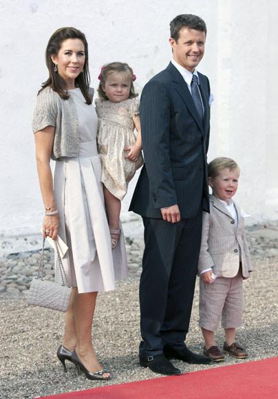 Cinco años y 20 millones de euros para reformar la próxima residencia de los príncipes Federico y Mary de Dinamarca