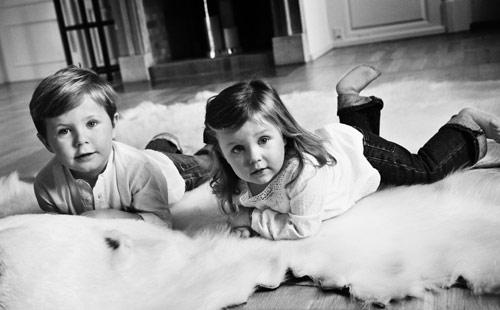 La princesa Isabella cumple tres años