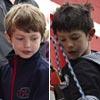 Félix y Nicolás de Dinamarca, dos intrépidos aventureros en una jornada de actividades infantiles en Copenhague