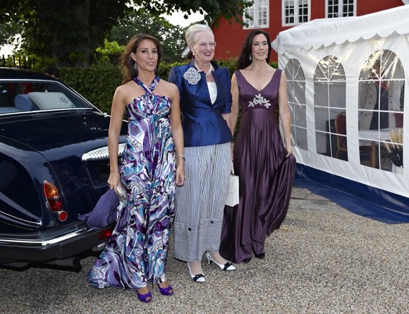 La Familia Real danesa se reúne en una gala benéfica a favor de la defensa de la naturaleza
