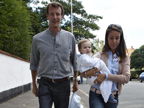 Joaquín y Marie de Dinamarca podrían alquilar casa en su propiedad