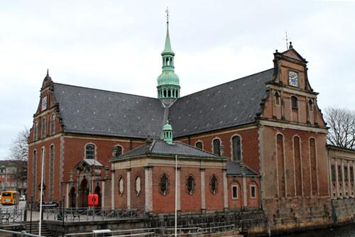 Aquí bautizarán a los mellizos de Federico y Mary de Dinamarca