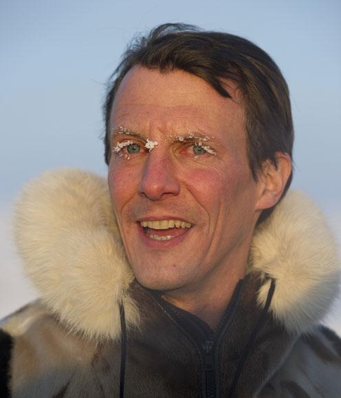 Joaquín y Marie de Dinamarca: diversión blanca en familia en su visita a Groenlandia