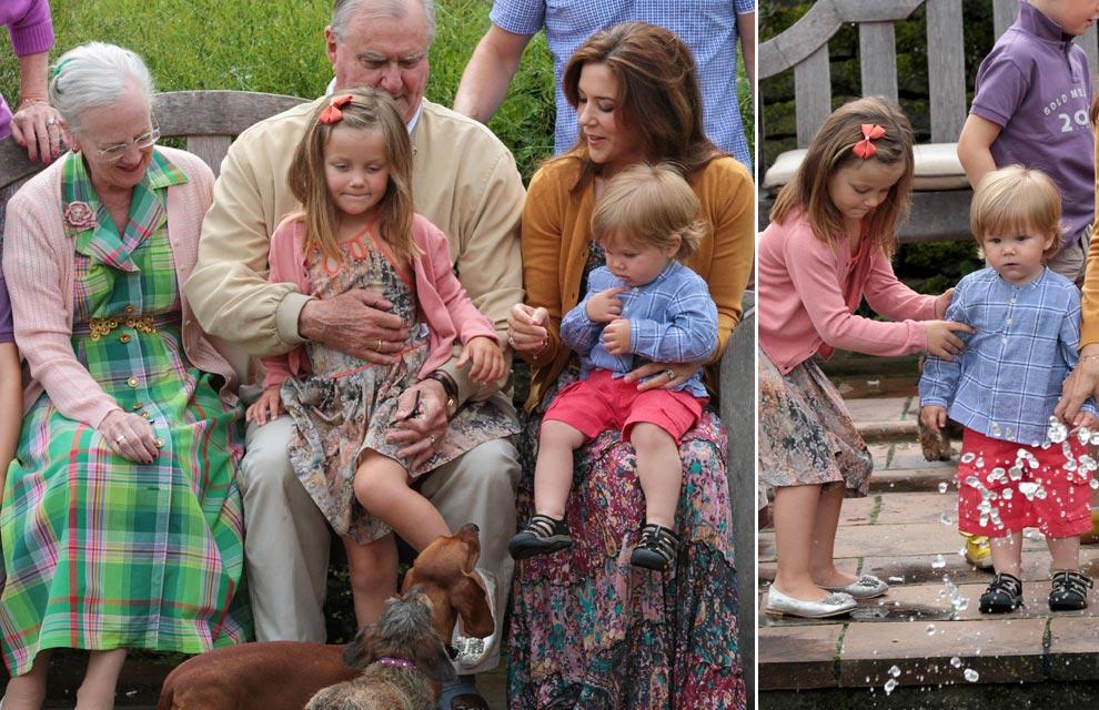 Familia real Dinamarca Daneses-5-a