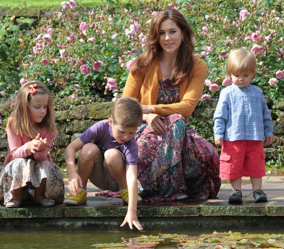 Familia real Dinamarca Daneses-6-a