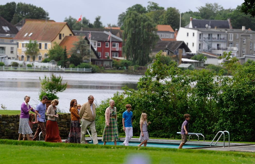 Familia real Dinamarca Daneses-8-a
