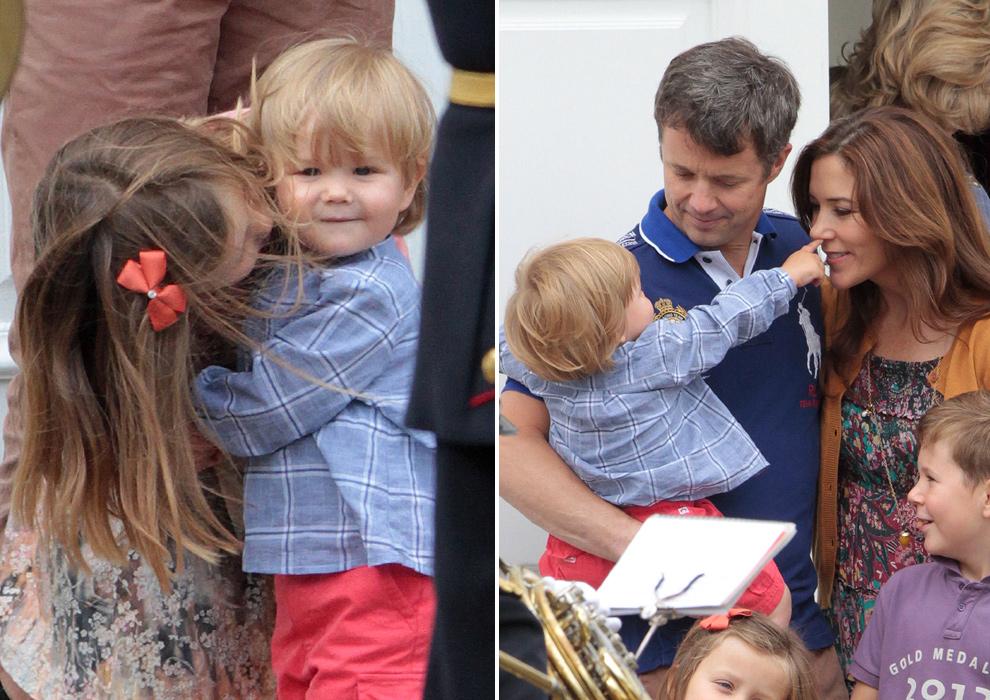 Familia real Dinamarca Daneses-10-a