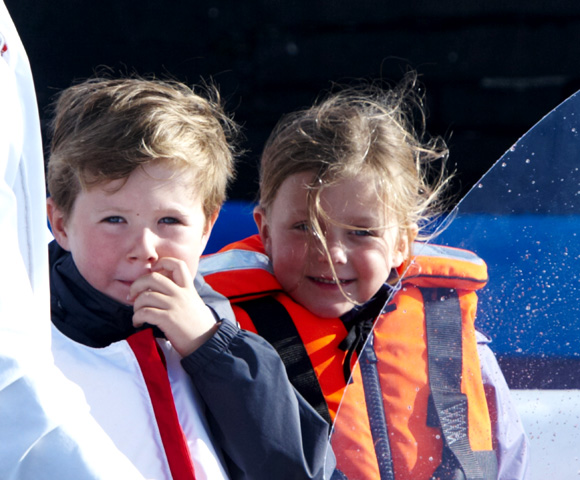 Federico y Mary de Dinamarca, su fin de semana más acuático