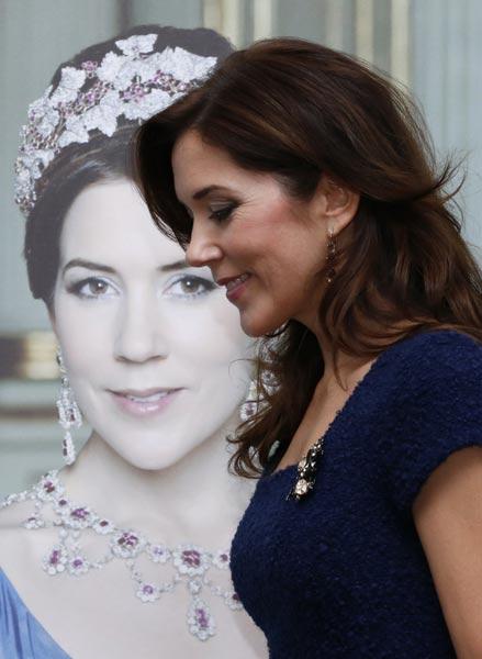 Mary en Rusia y Marie en Camboya: intensa agenda oficial de las princesas danesas