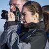 La princesa Mary, una intrépida fotógrafa en Chile