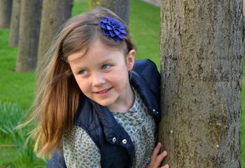 Isabella de Dinamarca, una princesa muy coqueta, que cumple seis años