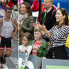 Federico de Dinamarca, 'el príncipe de hierro', completa un durísimo triatlon animado por su esposa y sus hijos