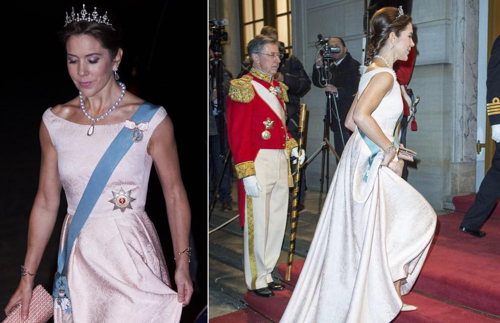 Mary y Marie de Dinamarca: duelo de elegancia en Amalienborg