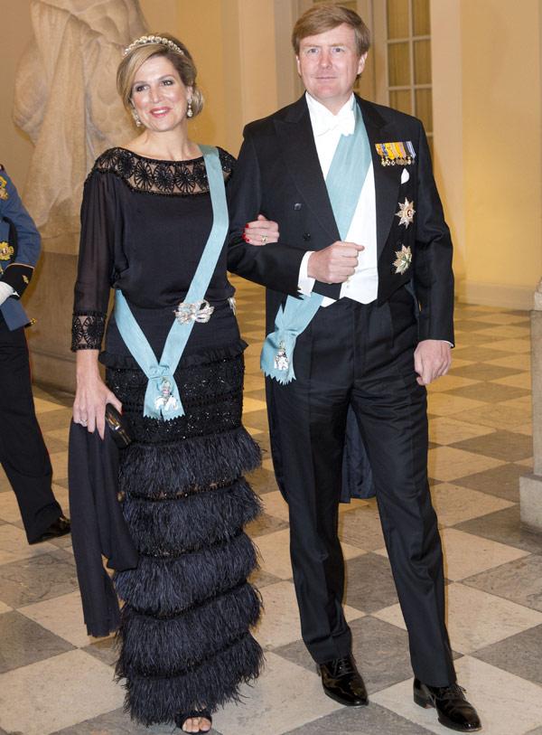 Dinamarca vive el debut de una nueva generación de reyes