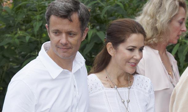 ¿Quieres saber cuál ha sido la sorpresa de los príncipes Federico y Mary de Dinamarca a una niña?
